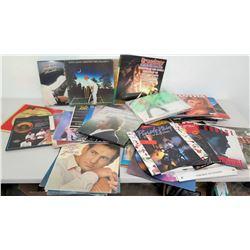 Misc. LP Vinyl Records - Zamfir, Prince, Elton John, etc.