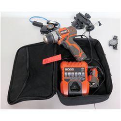 Ridgid Battery Hammer w/ Charger, GPS, Wrist Watch, etc.