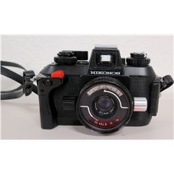Nikon Nikonos IV-A Underwater Camera w/ Nikkor Lens