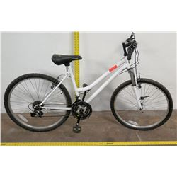 "Roadmaster 26"" Granite Peak Ladies TD-One Drive System Bike, White"