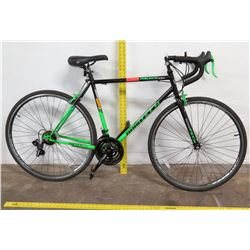 Kent 700C RoadTech 21 Speed Racing Bike, Green