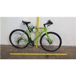 Cannondale Men's Racing Bike, Green