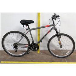 Roadmaster Granite Peak Men's Mountain Bike, Gray