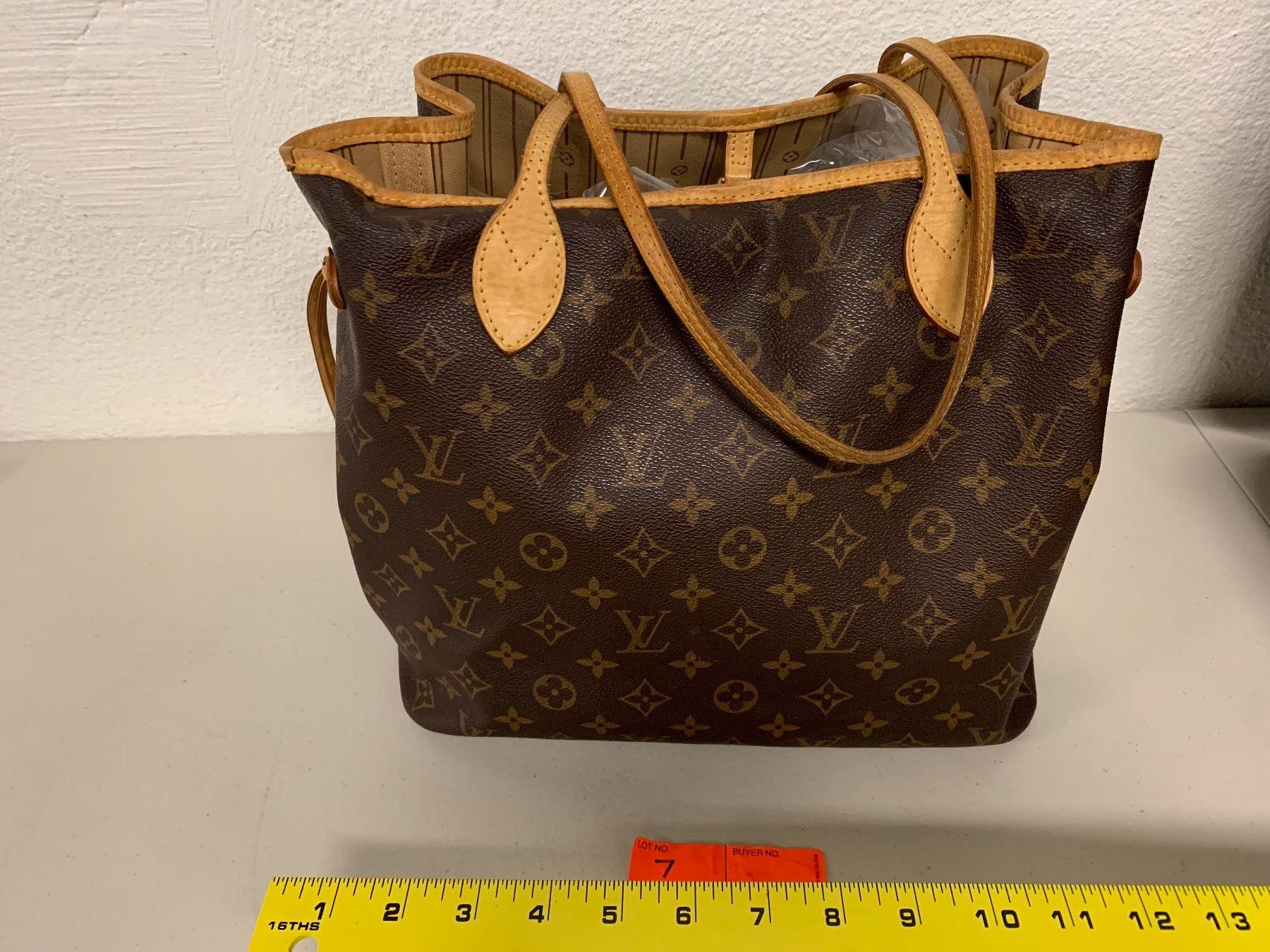 41bf769f4ebeb Image 1   Louis Vuitton Monogram Bag (Serial  SD2027) · Image 2 ...