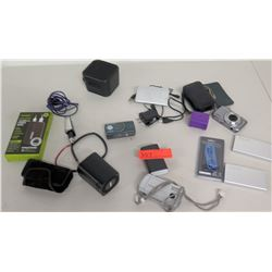 Qty 3 Z-gear & 1 Power Excel Rapid Charge, Power Banks, Cameras, etc