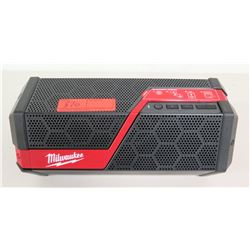 Milwaukee Bluetooth Shop Speaker