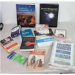 Misc Reference Books: Marketing, Mgmt, Writing, Language, etc