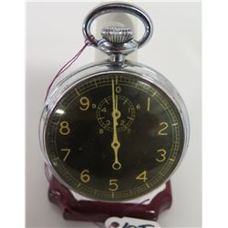 1944 WW-II Era Waltham Navigation Stopwatch Type A-8 by Elgin, Air Corps U.S. Army