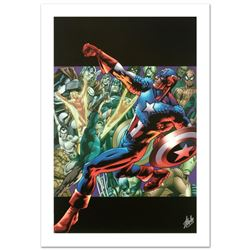 Captain America: Man Out Of Time #5 by Stan Lee - Marvel Comics