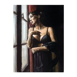 At the Window by Perez, Fabian