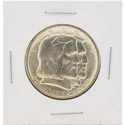 1936 Long Island Centennial Commemorative Half Dollar Coin