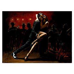 Tango in Red by Perez, Fabian