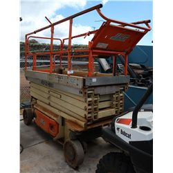 2013 JLG 3246ES Scissor Lift 32ft (Water-Damage-Parts/Repair)