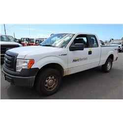 2012 Ford F-150 Truck 4x4 Crew Cab-69,332 Miles 903 TTW (Runs/Drives See Video)