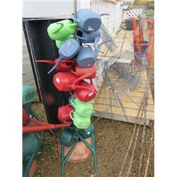 WATERING CANS APPROX 22 MED