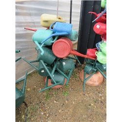 WATERING CANS APPROX 15 LRG