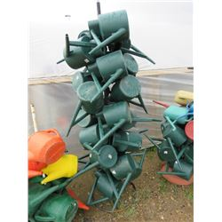 WATERING CANS APPROX 22 LRG