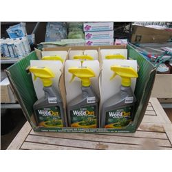 CASE OF 12 1L WILSON WEED OUT HERBICIDE (12 TIMES BID PRICE)