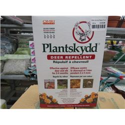 PLANT SKYDD DEER REPELLENT CASE OF 12, 1LB. (12 TIMES BID PRICE)