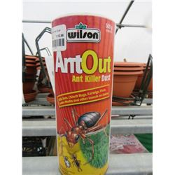 12 WILSON ANT OUT 500G (12 TIMES BID PRICE)