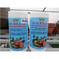 14 KING BUG KILLER INSECTICIED DUST ( 14 TIMES BID PRICE)