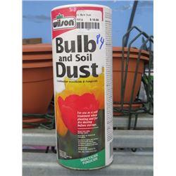 60 500G WILSON BULB AND SOIL DUST (6 TIMES BID PRICE)