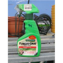8 354ML SCHULTZ FUNGUS GNAT INSECT SPRAY, READY TO USE (8 TIMES BID PRICE)