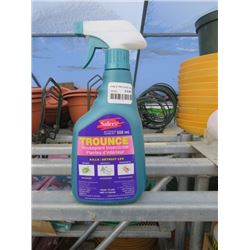6 550ML SAFERS TROUCE HOUSE PLANT INSECTICIDE (6 TIMES BID PRICE)