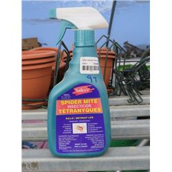 4 550ML SAFERS SPIDER MITE INSECTICIDE (4 TIMES BID PRICE)