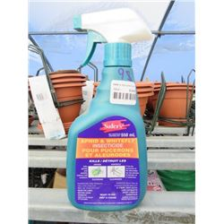 10 550ML SAFERS APHID AND WHITEFLY INSECTICIDE