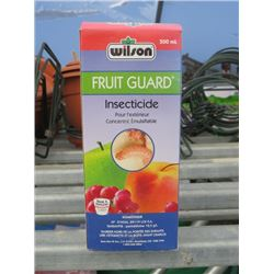 5 500ML WILSON FRUIT GUARD INSECTRICIDE (5 TIMES BID PRICE)