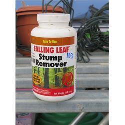 12 1LB/454G FALLING LEAF STUMP REMOVER (12 TIMES BID PRICE)