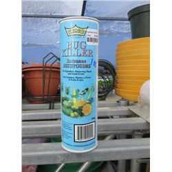 6 300G KING BUG KILLER ROTENONE DUST FOR VEGETABLE AND FLOWERS (6 TIMES BID PRICE)