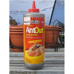 32 200G WILSON ANTOUT ANT KILLER DUST (32 TIMES BID PRICE)