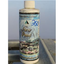 3 ALGREEN PRODUCTS NEW POND CONDITIONER (3 TIMES BID PRICE)