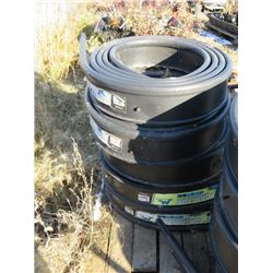 5 ROLLS CONTRACTOR EDGING, 20' PER ROLL (5 TIMES BID PRICE)