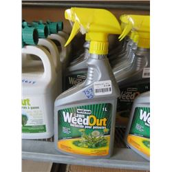5 WILSON WEED OUT HERBICIDE 1 L (5 TIMES BID PRICE)