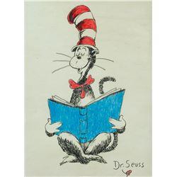 DR. SEUSS American 1921-1990 Colored Pencil/Paper