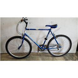 BLUE RALEIGH BIKE