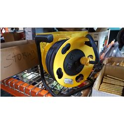 HEAVY DUTY EXTENTION CORD ON REEL