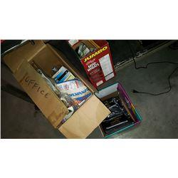 2 BOXES OF LIGHTBULBS