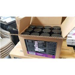BOX OF 12 NEW AEROSOL CANS OF BELT DRESSING