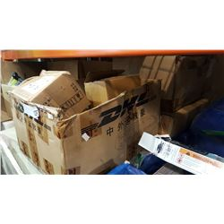 3 BOXES OF NEW MOTORCYCLE PARTS