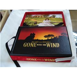 70 ANNIVERSARY GONE WITH THE WIND BOXED SET