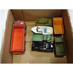 DINKY LESNEY AND OTHER DIECAST VEHICLES