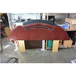 QUEEN SIZE HEADBOARD WITH LIGHT
