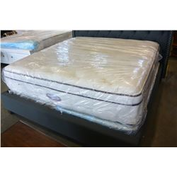 SIMMONS CALISTA KINGSIZE MEDIUM FIRM MATTRESS