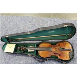 DURRO VIOLIN AND BOW