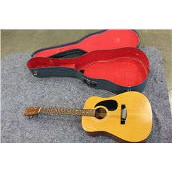 ANJO W68 1960S ACOUSTIC IN CASE