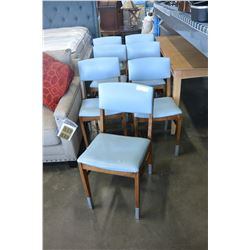 SEVEN BIRCH WOODWARDS DINING CHAIRS